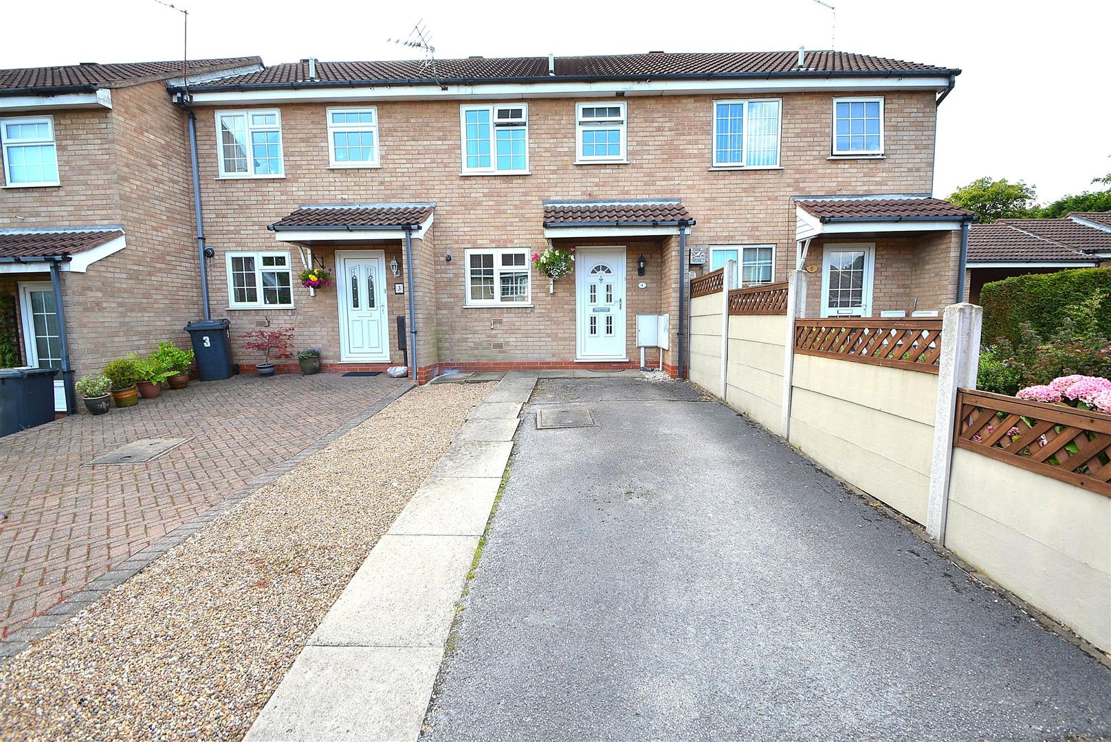 2 Bedrooms Terraced House for sale in Blenheim Court, Sandiacre